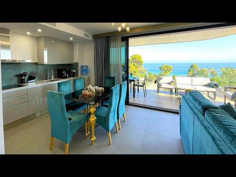 Продажа и аренда/Элитная квартира на 1 линии/Недвижимость в Испании Премиум Класса/Лучший комплекс