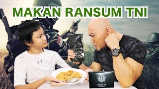 Video APA RASA RANSUM TNI ⁉️ 😅 with Deddy Corbuzier MP3, 3GP, MP4, WEBM, AVI, FLV Januari 2019