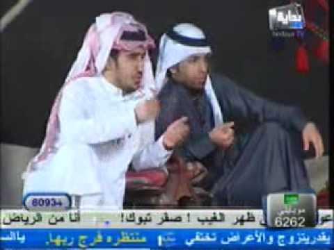 فواز الحارثي وقصة أشقر العين / زد رصيدك 2
