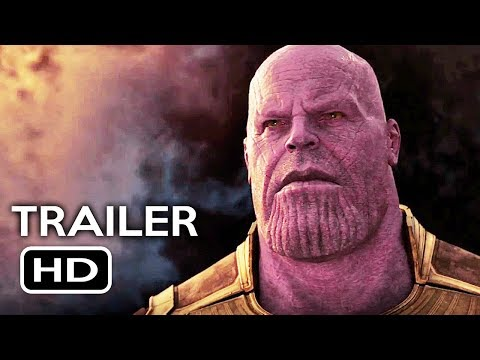 Avengers: Infinity War Official Trailer #1 (2018) Marvel Superhero Movie HD