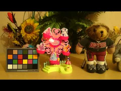 Sony Xperia Z2 Indoor Sample Video