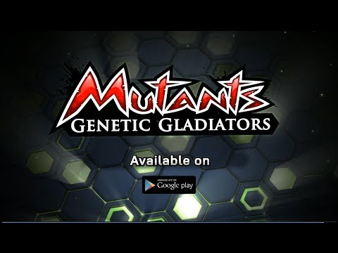Video of Mutants: Genetic Gladiators