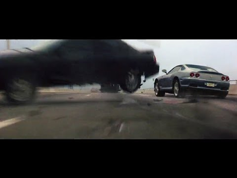 Bad Boys II (2003) - Freeway Chase Scene [HD]