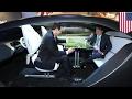 Future car technology: Panasonic unveils autonomous car cabin with augmented reality - TomoNews
