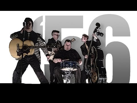 New Album STEPPIN from Rockabilly band 56