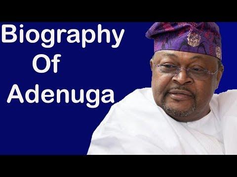Biography of Mike Adenuga,Origin,Education,Net worth,Businesses,family
