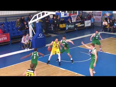 «БИПА-Одесса» - «Химик»: лучшие моменты матча