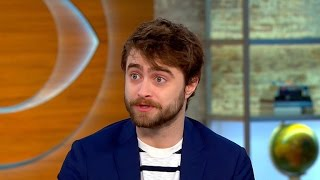Nonton Daniel Radcliffe on new