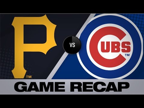Video: Lester does it all in Cubs' 10-4 victory | Pirates-Cubs Game Highlights 7/13/19