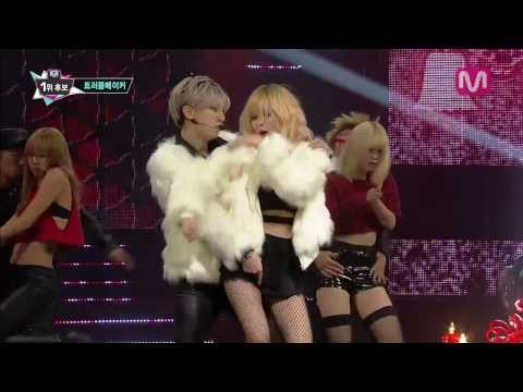 M Countdown - 트러블 메이커_내일은 없어 Now by Trouble Maker@M COUNTDOWN 2013.11.07 Mnet M COUNTDOWN airs every Thursday 6pm(KST) Enjoy live-streaming on http://www.mnet.com Wanna kn...