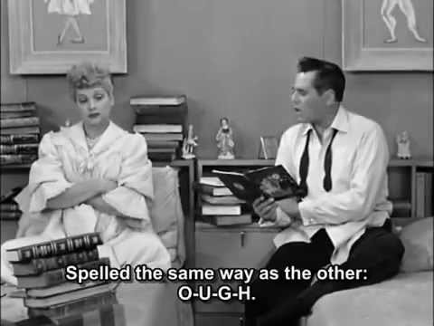 I forgot how hilarious I Love Lucy could be...