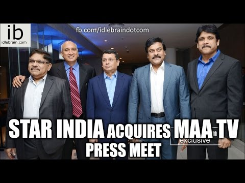Star India acquires MAA TV