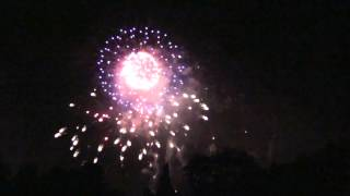 After fantasmic we were able to turn where we were sitting and watch the fireworks at the castle from a different point of view! Check out my other Disneyland videos from our family vacation!!