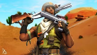 Aerial Assault Trooper Gameplay! 23 Kill Solo Squads Win (Fortnite BR) #FearChronic