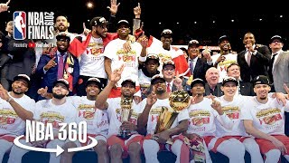 NBA 360 | 2019 NBA Finals by NBA
