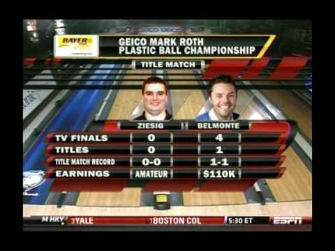 Part 1 Mark Roth Plastic Ball title match vs Brian Ziesig