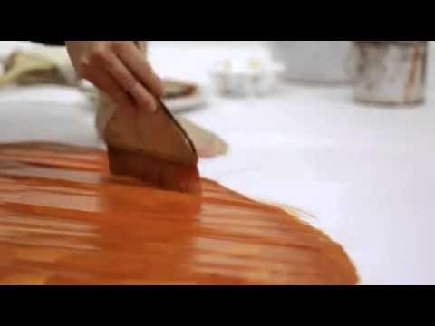 [Clio] Ngỡ ngàng tranh vẽ cá vàng bơi y như thật.