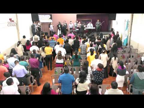 Pastor Alex García - Tema: DESCUBRIENDO TUS PENSAMIENTOS DE AMOR