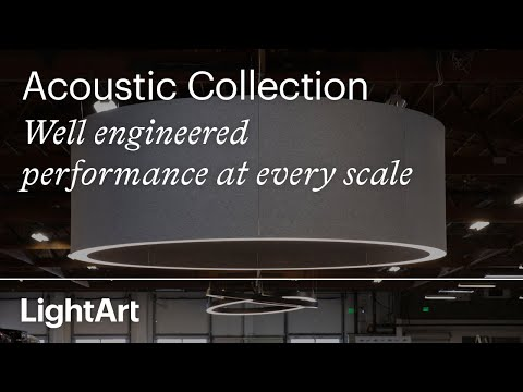 12ft Acoustic Ring: Well Engineered Performance at Every Scale