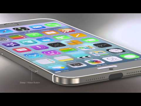 Hé lộ những hình ảnh đầu tiên về Iphone 6 của Apple