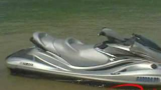 5. Yamaha FX Cruiser High Output 2008 - BoatTest.Com