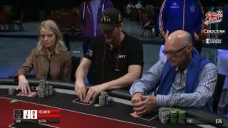 Durant (OK) United States  city images : Poker Night in America | Live Stream | 04-24-16 | Part 1 of 3 | Choctaw Casino Resort - Durant, OK