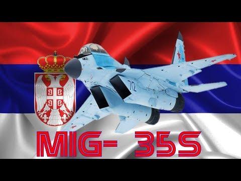 """Vojska Srbije dobiće """"Migove 35"""",..."""