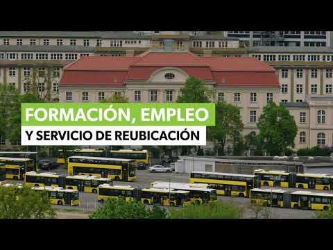 TTA busca en Cádiz 32 Conductores de Autobús para Alemania