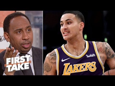 Lakers need to hold on to Kyle Kuzma for dear life - Stephen A. Smith | First Take