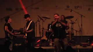 Video GROBIANI - Hlava v Smutku Live Racianske Vinobranie 2016
