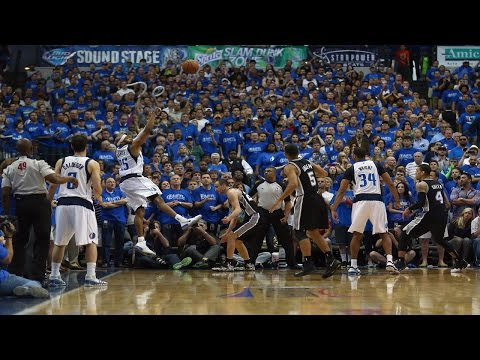 Video: Top 10 Dallas Mavericks Plays of the 2013-2014 Season