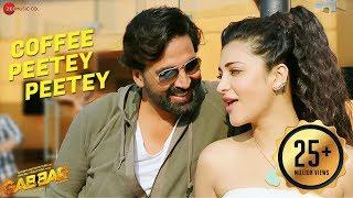 Nonton Coffee Peetey Peetey Full Video   Gabbar Is Back    Akshay Kumar   Shruti Haasan Film Subtitle Indonesia Streaming Movie Download