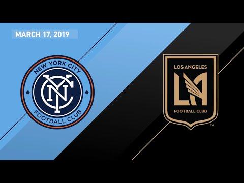 HIGHLIGHTS: New York City FC vs. Los Angeles Football Club | March 17, 2019