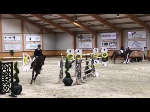 Chacco-Me Biolley wins 1m40 Peelbergen