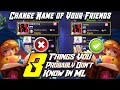 Download Lagu 8 Things You DON'T KNOW ABOUT In Mobile Legends | Mobile Legends Bang Bang Mp3 Free