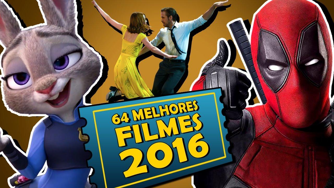 Os 64 melhores filmes de 2016