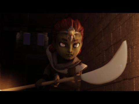 Ganondorf Dragmire [3D Animation]