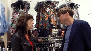 <h5>ALEX JAMES: ZPOMALOVÁNÍ RYCHLÉ MÓDY I SLOWING DOWN FAST FASHION </h5>