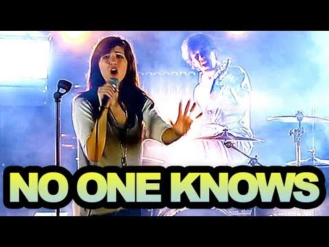 Tekst piosenki TeraBrite - No One Knows (Is There Anyone) po polsku