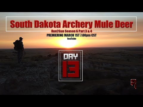 Day 13-Pt.1: A Thirteen Day Archery Mule Deer Adventure