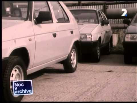 Noc v archíve S01E04 - Doprava a motorizmus