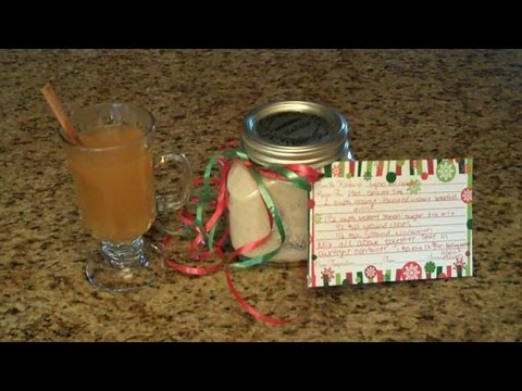 Hot Spiced Tea Mix – Lynn's Recipes