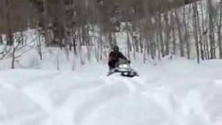 9. Steep hillclimb with Powder Special