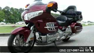 3. 2009 Honda Gold Wing® Audio Comfort Touring - Ron Ayers ...