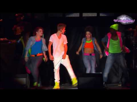 Justin Bieber – Somebody to Love (En El Zocalo De México Oficial HD)