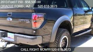 2013 Ford F150 SVT Raptor - for sale in Oracle, AZ 85623