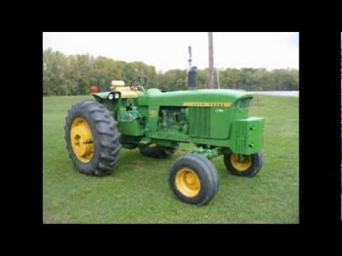 4020 - Machinery Pete talks about the June 18, 2011 tractor collector estate auction for Bill DeYager in Steen, MN where a 1969 JD 4020 tractor sold for $50000. Al...