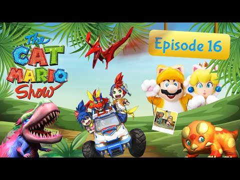 The Cat Mario Show - Episode 16
