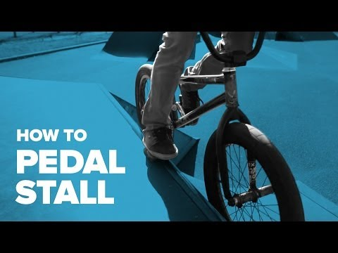 Pedal stall