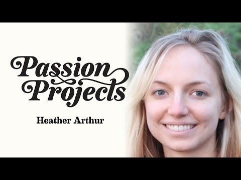 GitHub Presents • Passion Projects (Live) #2 • Heather Arthur (Machine Learning)